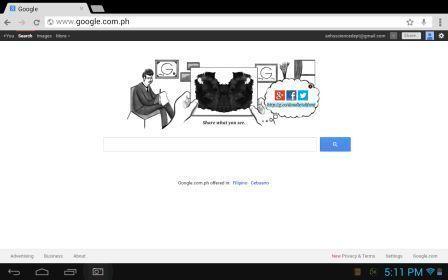 Google Celebrates Hermann Rorschach's Birthday   When Selah Speaks