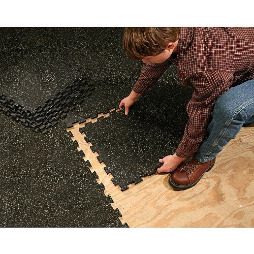 25 best ideas about rubber flooring on pinterest rubber for Cheap hard flooring ideas