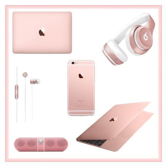 Apple Laptop, Phone