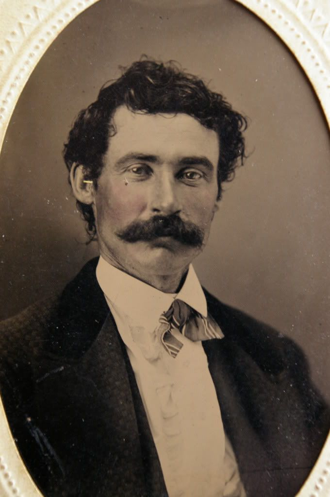 This is not John Middleton, friend of Billy the Kid and fellow Regulator. It is from a most absurd collection of misidentified photos.