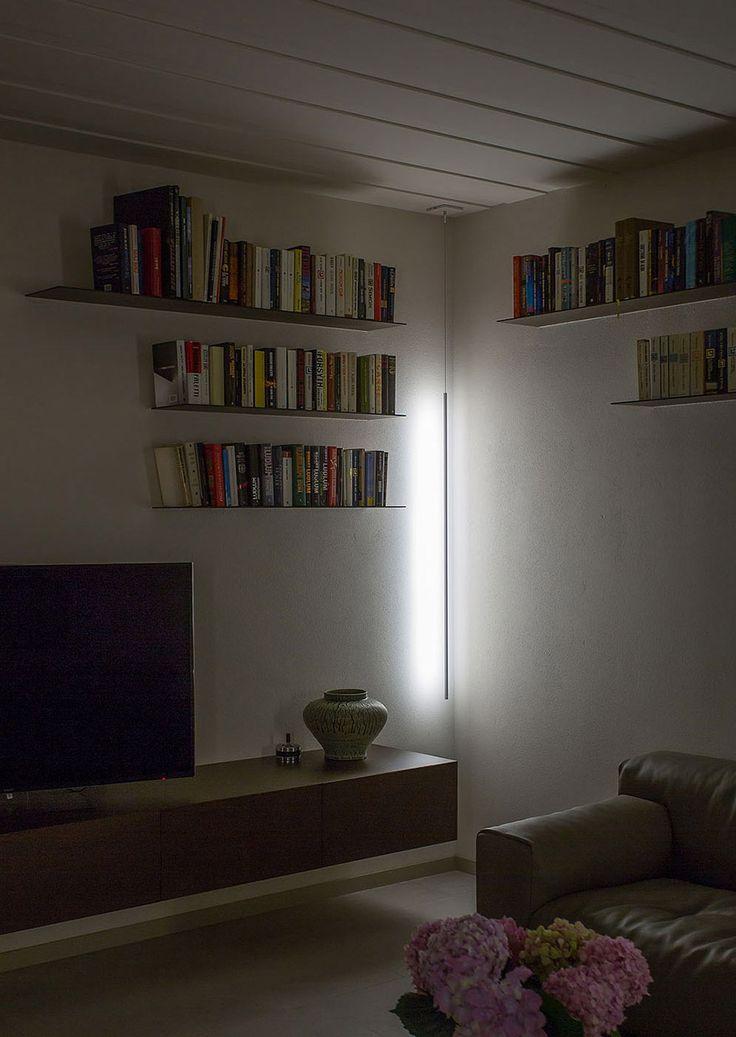 Casa in campagna 2 - progetto luce davide groppi