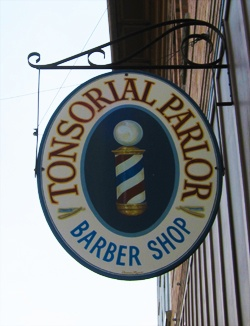 ... BARBER on Pinterest Barber shop vintage, Barbers and Barber shop