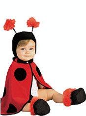 Baby Caped Ladybug Costume
