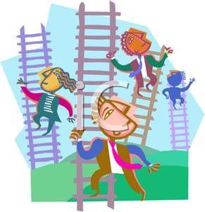 Businesspeople_climbing_ladders_110730-163571-852009.jpg (291×300)