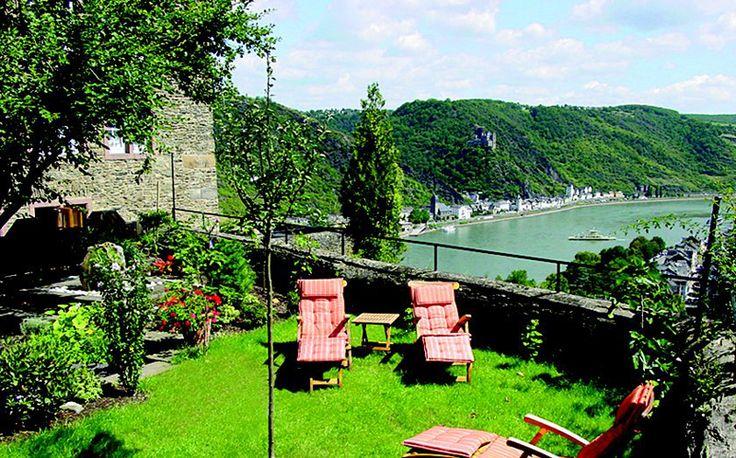 Burg Rheinfels | Romantik Hotel Schloss Rheinfels