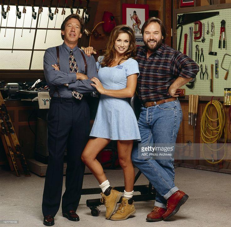 July 1, 1994. Home Improvement, Tim Allen, Debbe Dunning, and Richard Karn