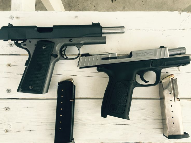 La Para 1911 & Smith Wesson !?!?