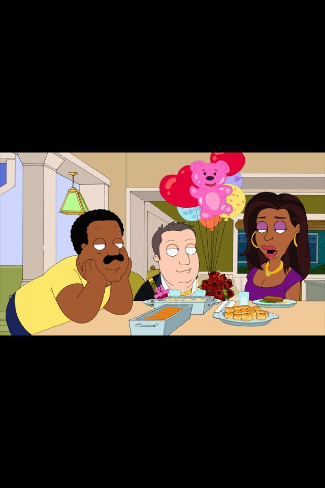 The cleveland show cleveland showcleveland brownsamerican dadfamily