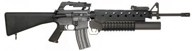 M203 grenade launcher - Internet Movie Firearms Database - Guns in Movies, TV and Video Games