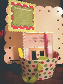 I have a new beehive coming in in the next few weeks and I wanted to do something fun for her to feel welcome. I saw this great idea on Pi...