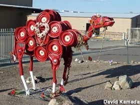 17 Best Images About Sculpture From Metal Scarps On