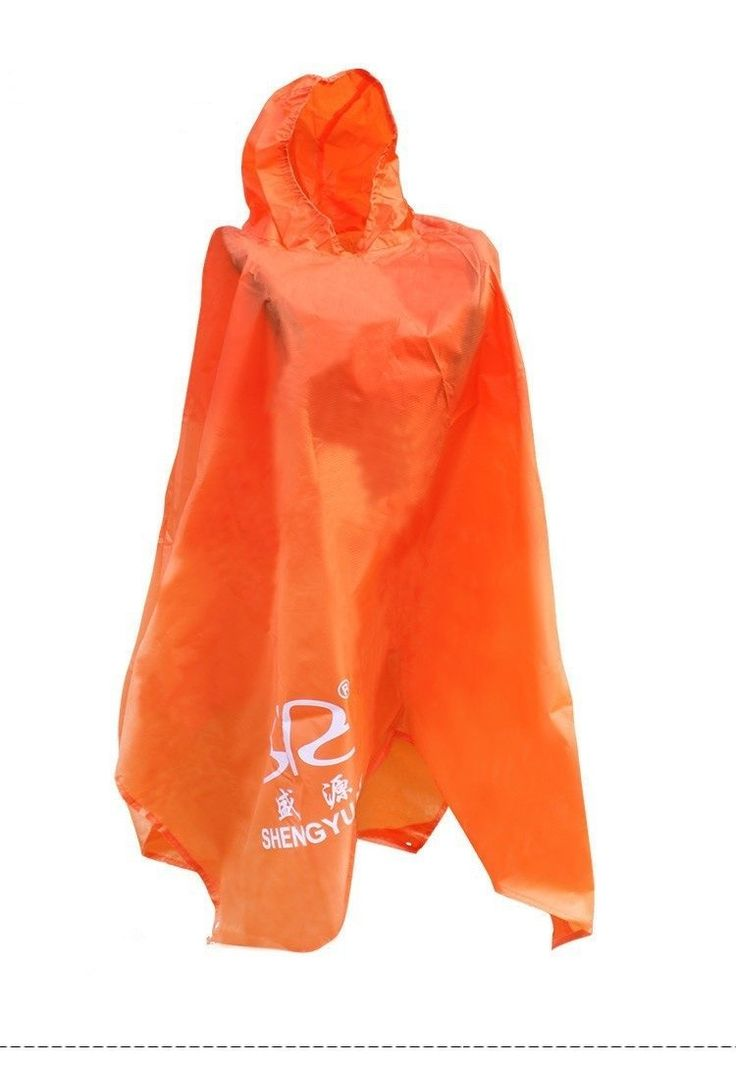 OutDoor raincoat poncho