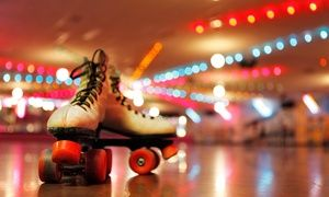 Groupon - Roller Skating for Two or Four with Snacks at Northland Rolladium Skate Center (Up to 47% Off) in Liberty. Groupon deal price: $10