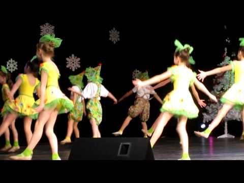 Детские танцы - Sun Dance - YouTube