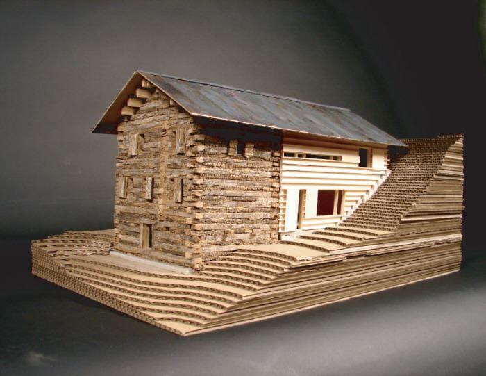 Build a model house