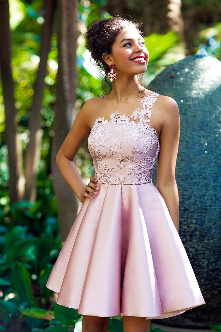 Carlota (Agotado) - Vestidos Cortos