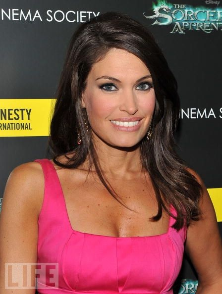 Kimberly Guilfoyle<3 My FAVORITE co-host of the Five! (I actually love them ALL! Even BECKEL!)