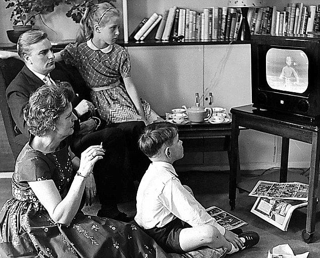 'Nuclear family': 1950s Britain is dearly remembered by many who grew up in that era