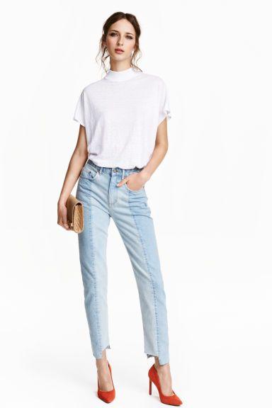 Slim Regular Ankle Jeans | H&M