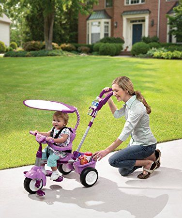 Little Tikes 4-in-1 Trike (Purple): Amazon.co.uk: Toys & Games