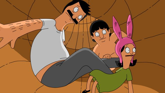 Louise Belcher as she appeared in the Archer episode Fugues and Riffs Baby Louise Louise as Charlize in Sliding Bobs Louise as a todder in Sacred Couch