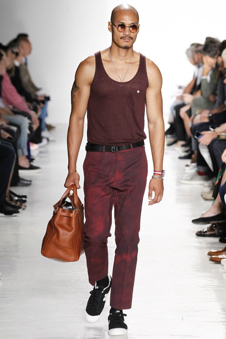 Todd Snyder Spring 2017 Menswear Fashion Show Collection