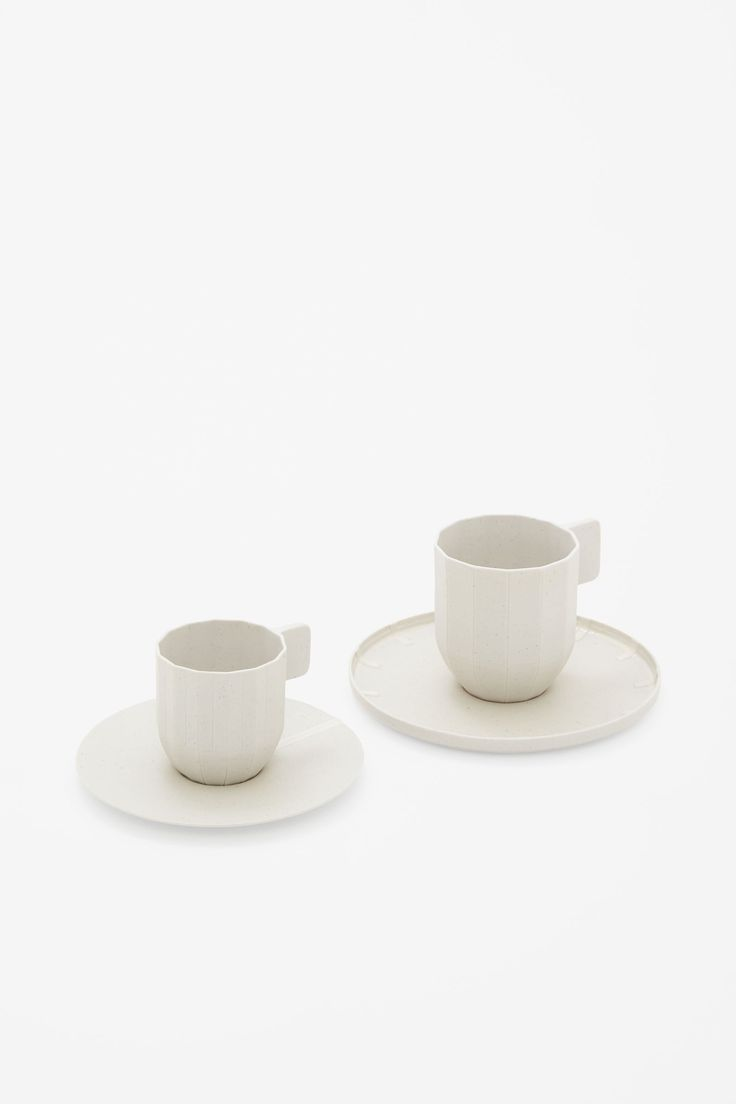 Porcelain coffee cup