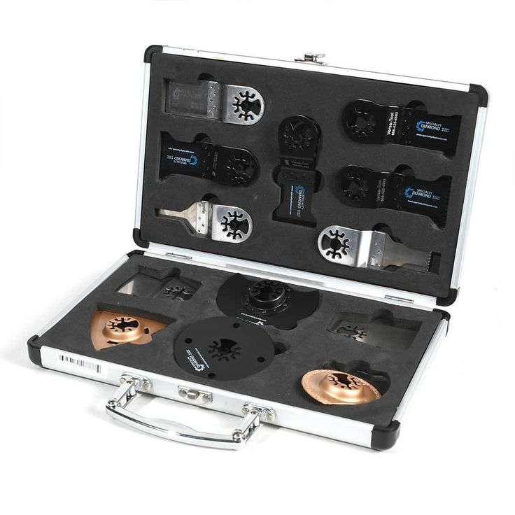 Punches 50380: Master Accessory Kit With Custom Aluminum Case For Dremel Multi-Max - Dbmaster -> BUY IT NOW ONLY: $54.99 on eBay!