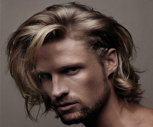 Erkek Seksi Uzun Saç Modelleri