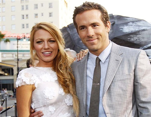 After His Divorce From Scarlett Johansson Ryan Reynolds Found Comfort In The Arms Of Blake Lively