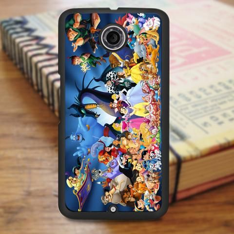 Disney All Character Nexus 6 Case
