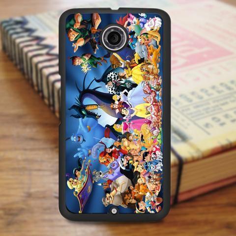 Disney All Character Nexus 6 Case