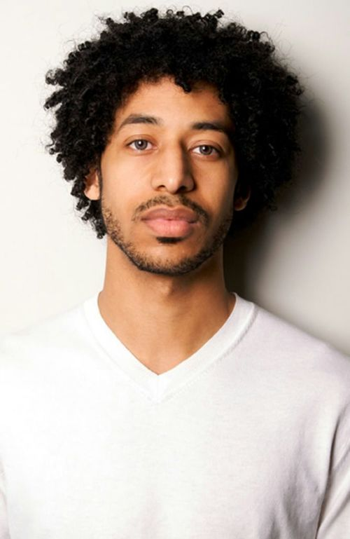 Magnificent 1000 Images About Men Natural Hairstyles On Pinterest Short Hairstyles For Black Women Fulllsitofus