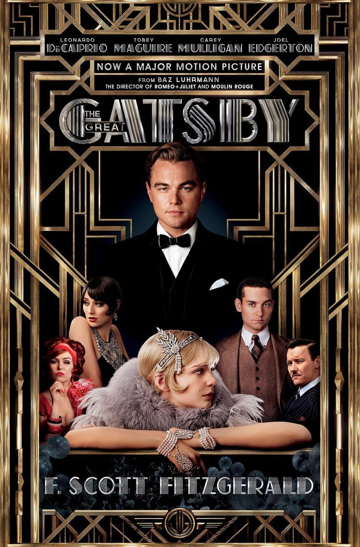 """"""" The Great Gatsby"""" (2013) has just been added to Now Tv. """" A Midwestern war veteran finds himself drawn to the past and lifestyle of his millionaire neighbor."""""""