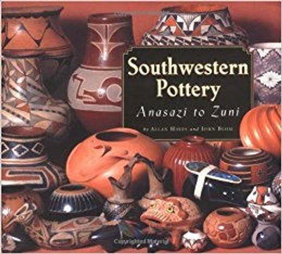 Southwester Pottery Anasazi to Zuni