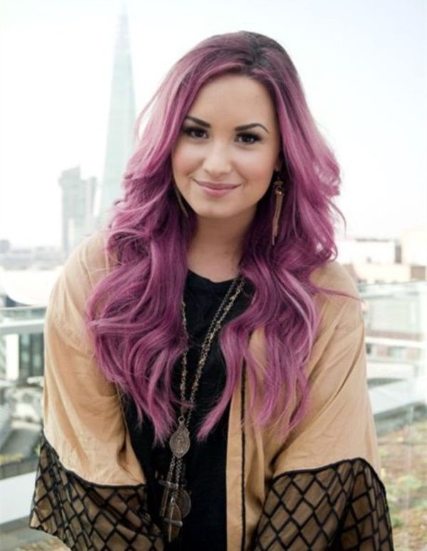 25+ beautiful Unique hair color ideas on Pinterest | Dark ...