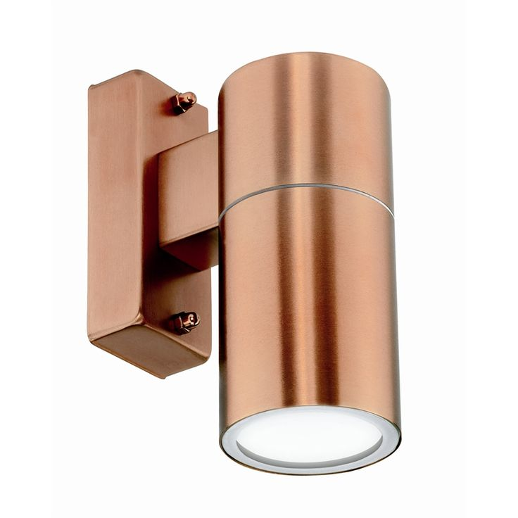 Wall Sconces Bunnings : USD 51 Bunnings - Brilliant 35W Copper Coolum Fixed Exterior Wall Light Back Yard - Industrial ...