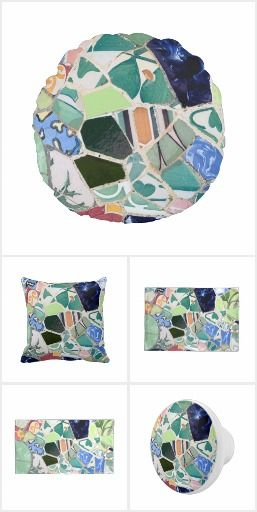 Decorate your home in Gaudi style