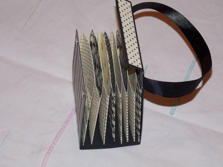 Tasche aus Papier für Teebeutel