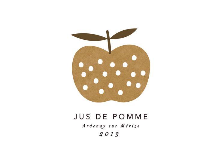 Pommes Pois - color + type
