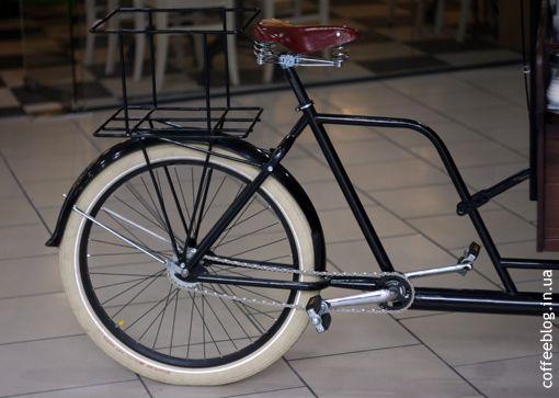 Любишь кататься — люби и катайся. Вело-эспрессо бар «КофейОК»   Блог о кофе — Сoffeeblog