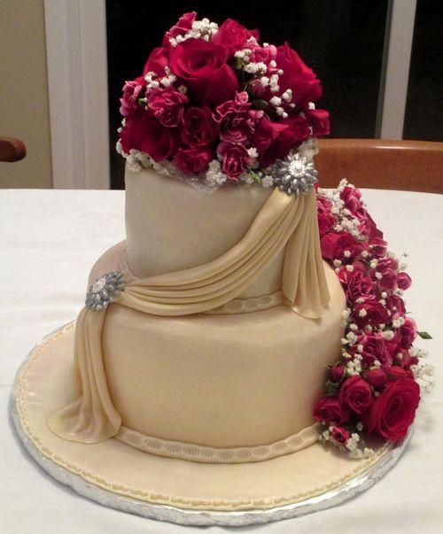 1st Anniversary Cake Designs