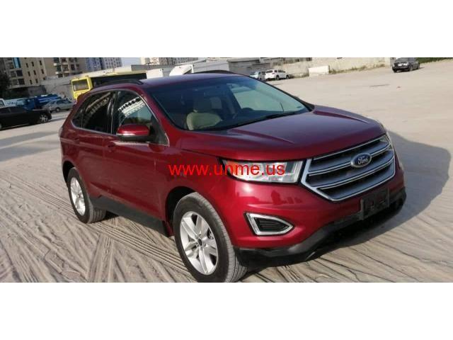 Dubai Ford Edge Red 2016 Full Option Post Free Classifieds Ads Ford Edge Full Option Ford