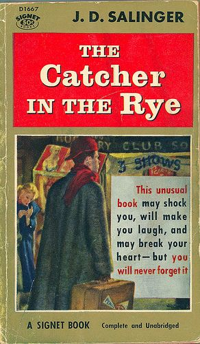A students thoughts on the catcher in the rye by jd salinger