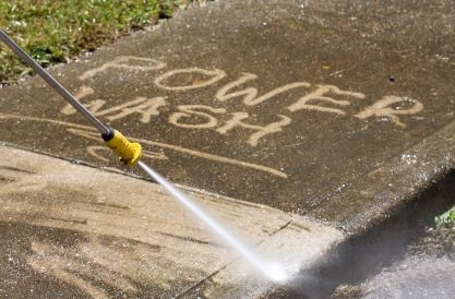 Finding A Pressure Washing Company Near Me