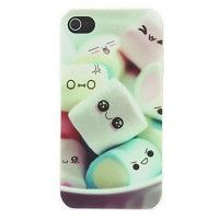 Lovely Cartoon Marshmallow Pattern Matte Designed PC Hard Case for iPhone 4/4S - See more at: http://massbuy.co.za/Lovely-Cartoon-Marshmallow-Pattern-Matte-Designed-PC-Hard-Case-for-iPhone-44S#sthash.UrQ2Oxbx.dpuf