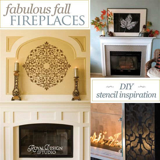 98 best Stencil images on Pinterest | Wall stenciling, Stencil ...