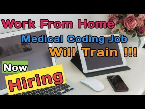 Work From Home Job – Medical Coding – Will Train !!! No experience needed – YouT… ,  #Codin…
