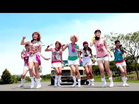 SuperGirlies Official MV #awawaw