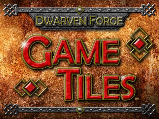Dwarven Forge's Game Tiles: Revolutionary Miniature Terrain by Dwarven Forge, via Kickstarter.